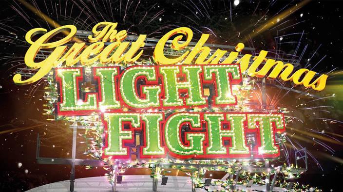 Image du programme Christmas battle : Les illuminés de Noël