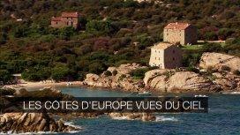 image de la recommandation Les côtes d'Europe vues du ciel