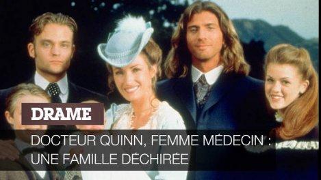 Docteur Quinn femme médecin une famille...