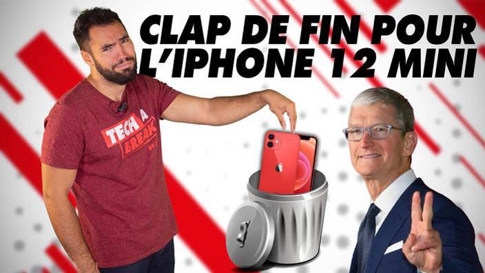 #88 Clap de fin pour l'iPhone 12 mini