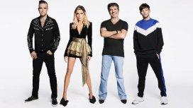 image du programme X Factor Uk Saison 15 - 18/10