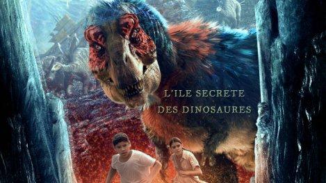 L'île secrète des dinosaures