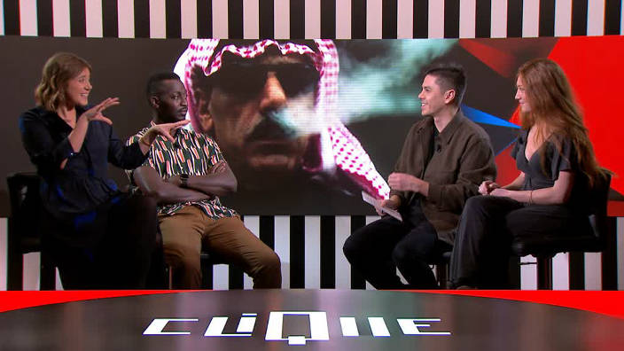 008. Omar Souleyman / Le stand-up