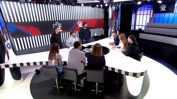 010. Mouloud Achour et Roman Frayssinet (2/2)