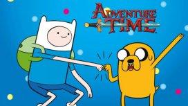 image du programme Adventure Time avec Finn & Jake