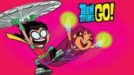 image du programme Teen Titans Go!