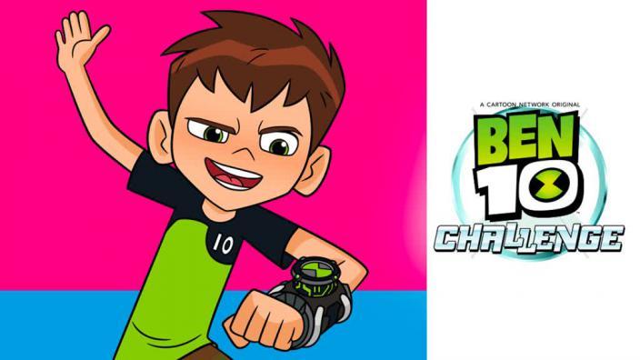 Image du programme Ben 10 Challenge