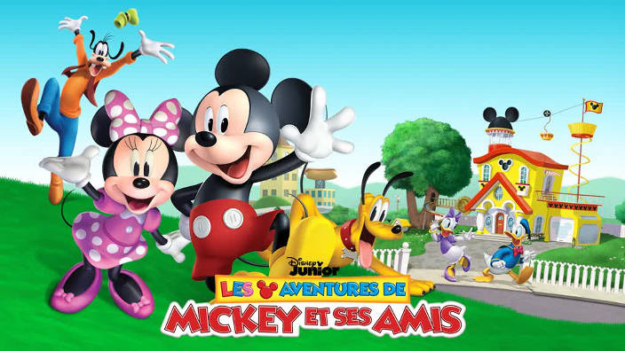 33. Mickey Mouse Mixed-Up Adventures S3 Splits