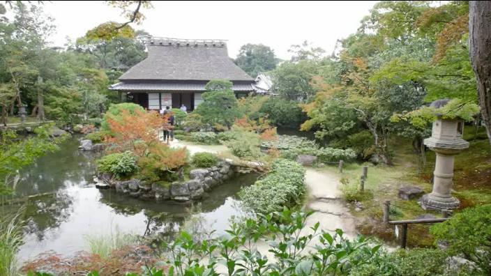 57. Les Jardins Japonais