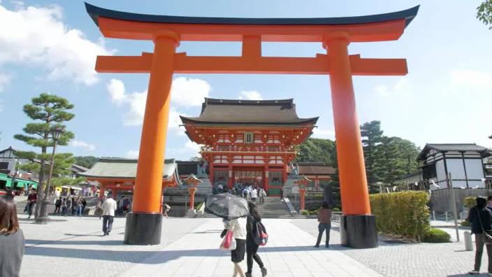 68. Le Temple Fushimi Inari-taisha