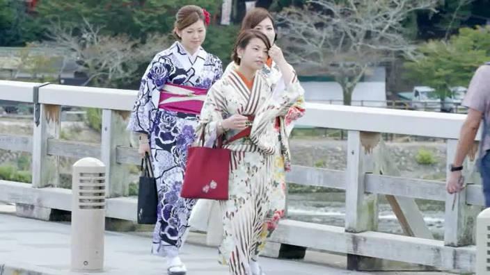 66. Arashiyama et le Parc aux Singes