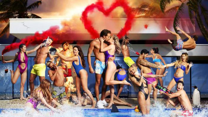 Image du programme Ex on the beach