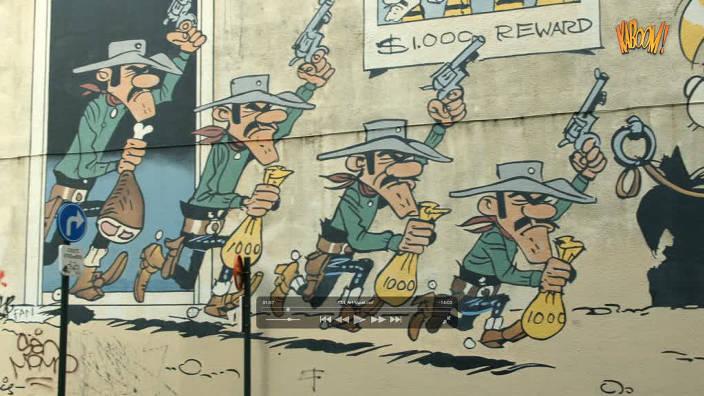 Quand l'art mural s'invite dans la capitale de...