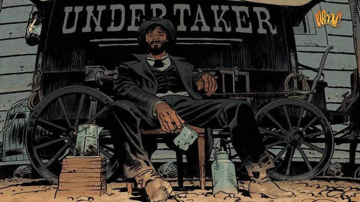 A la conquête de l'Ouest avec l'Undertaker,...