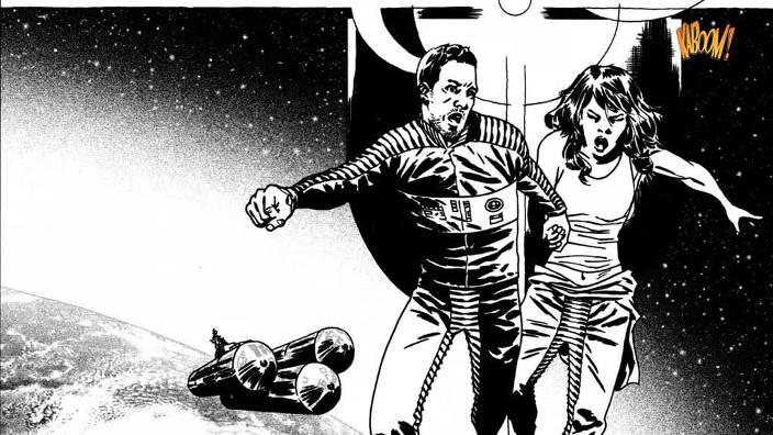 Rencontre avec Charlie Adlard, dessinateur de...