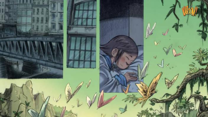 Plongée dans le métro parisien avec « Ninn »