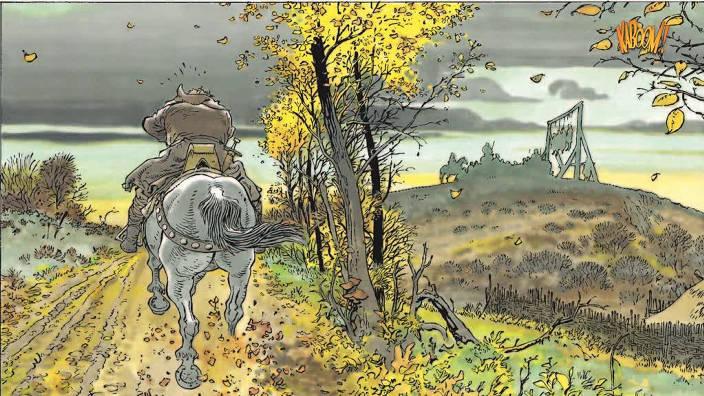 Hermann, le sanglier des Ardennes