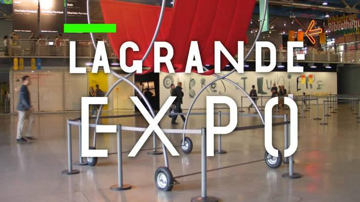 Et Parreno Crea L'Expo…