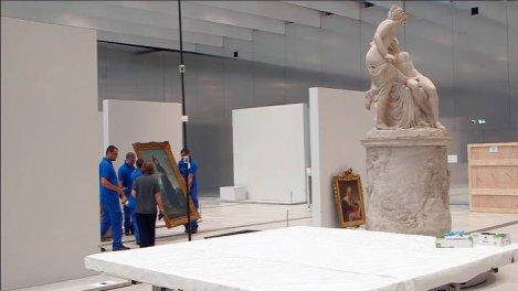 Louvre Lens - La Galerie du temps