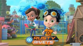 image du programme Rusty Rivets, Inventeur en herbe
