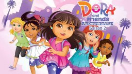 image du programme Dora and Friends : Au Coeur de la Ville