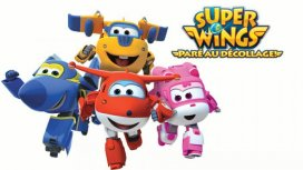 image de la recommandation Super Wings, paré au décollage !