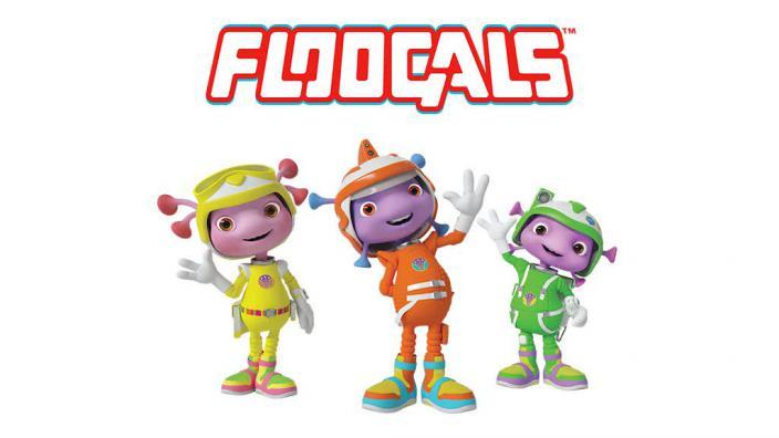 Image du programme Les Floogals