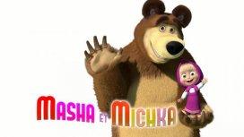 image du programme Masha et Michka