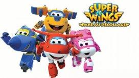 image du programme Super Wings, paré au décollage !
