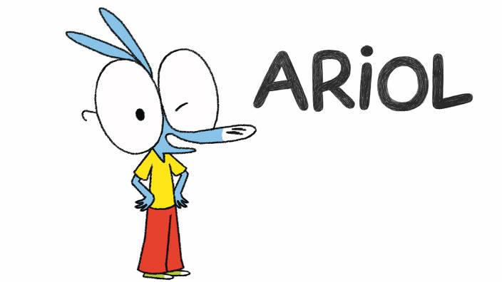 009. Un bon livre. - Secrets d'Ariol. - Ariol...