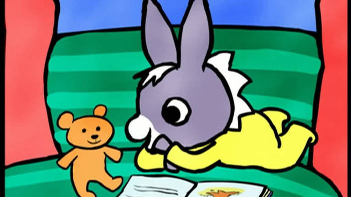 004. Trotro sait lire