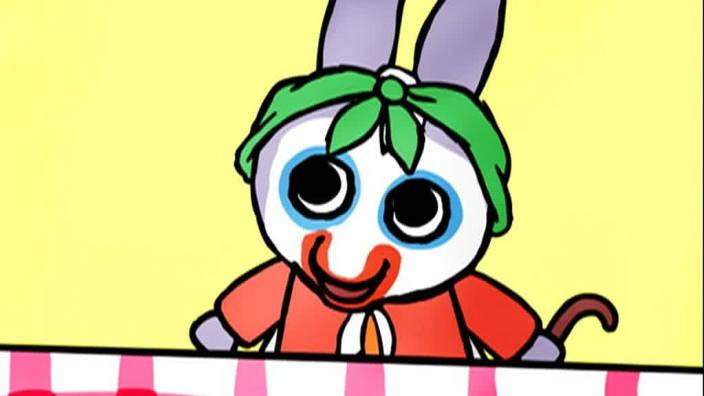 031. Trotro petit clown