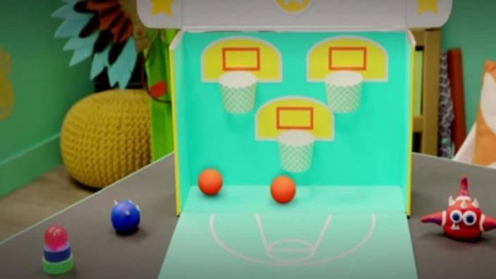 021. Jeu de basket