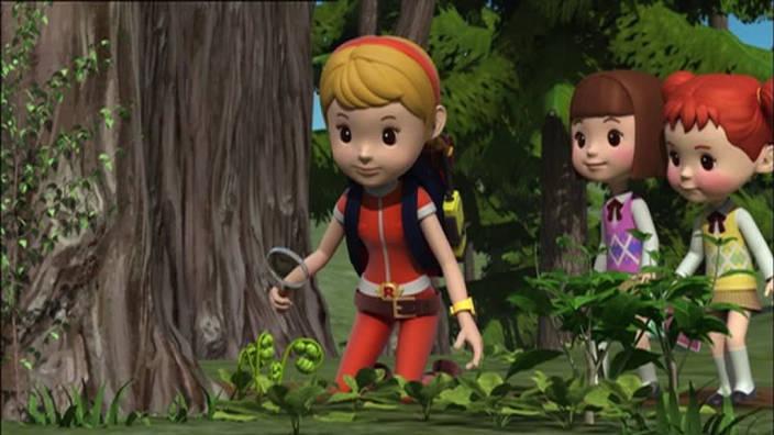 044. La sortie en forêt