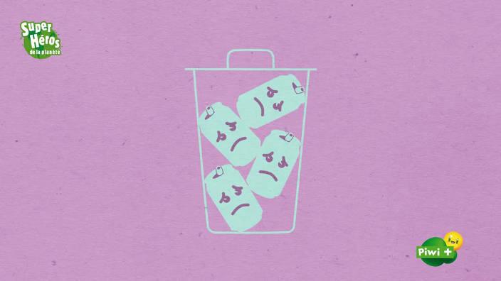 006. Astuces de zac - déchets