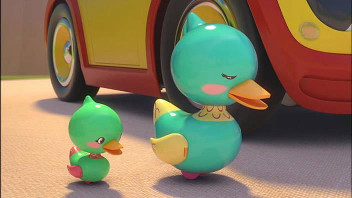 012. L'affaire du petit canard perdu