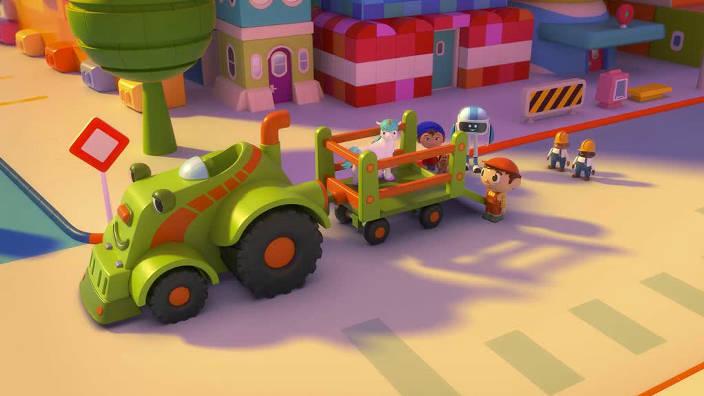 018. L'affaire de Vroum et Tracteur
