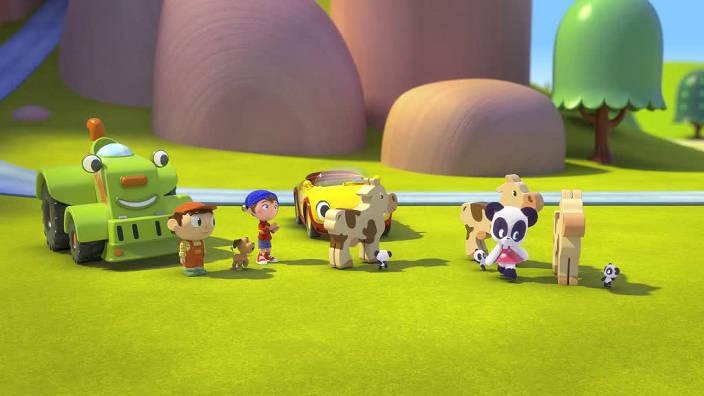 052. L'affaire des vaches égarées