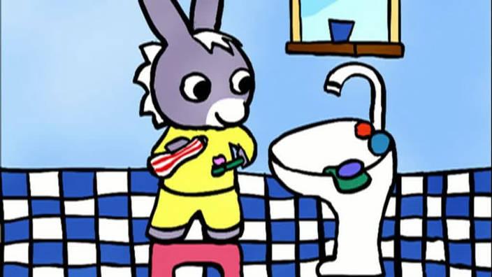 021. Trotro fait sa toilette