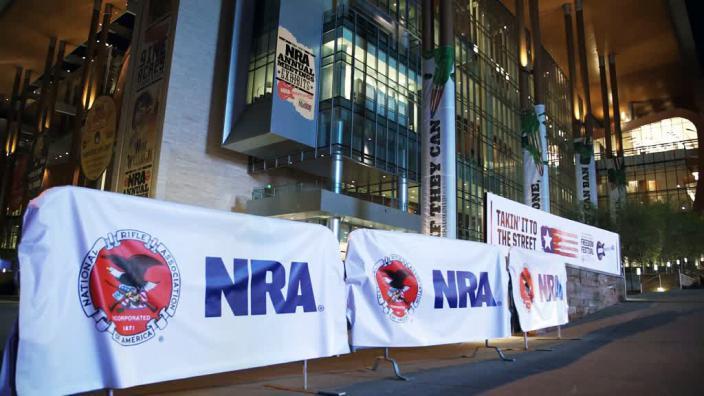 Image du programme 91%, les Etats-Unis et les armes