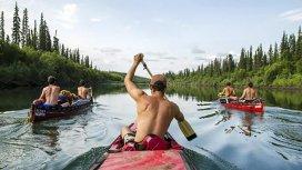 image du programme Le Yukon à la rame