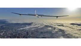 image du programme Solar impulse la travers