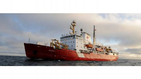 Titans des mers saison 4 : ngcc amundsen