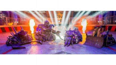 Combats de robots