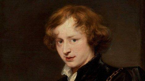 Van Dyck - Gloire et rivalités dans l'art baroque