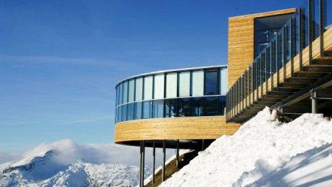 La nouvelle architecture alpine en Bavière