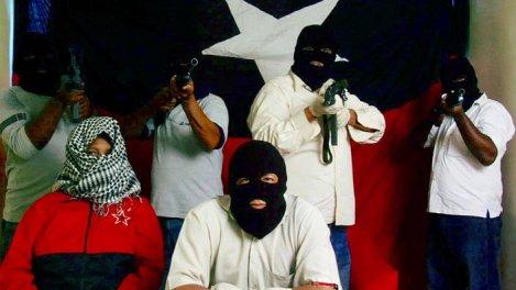 Le Venezuela sous l'emprise des guérillas