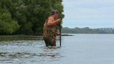Canada, Dirt McComber, l'irréductible Mohawk