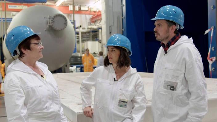 Xenius - Centrales nucléaires : un démantèlement