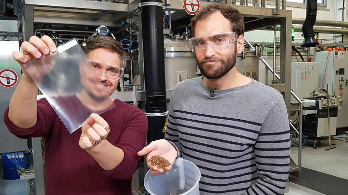 Xenius - Les bioplastiques : une solution pour